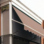 Балконная маркиза фото