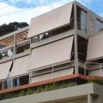 Большие балконные маркизы