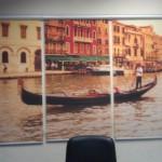 Фотожалюзи в офисе