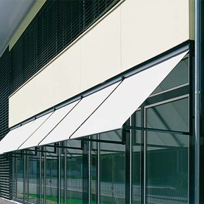 балконная маркиза для панорамных окон