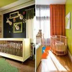 Варианты штор для детской