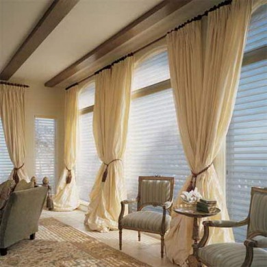 купить шторы для гостиной