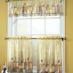 Шторы для кухни на окна