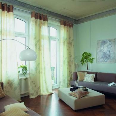 дизайн штор для спален