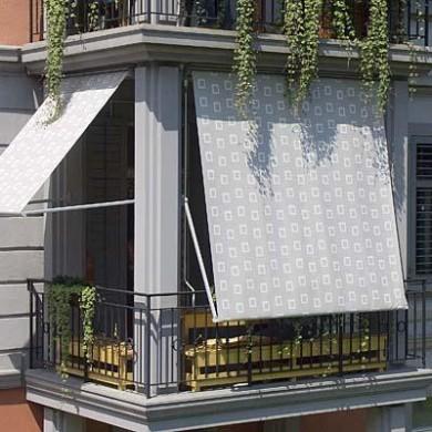 маркиза на балкон - балконная маркиза