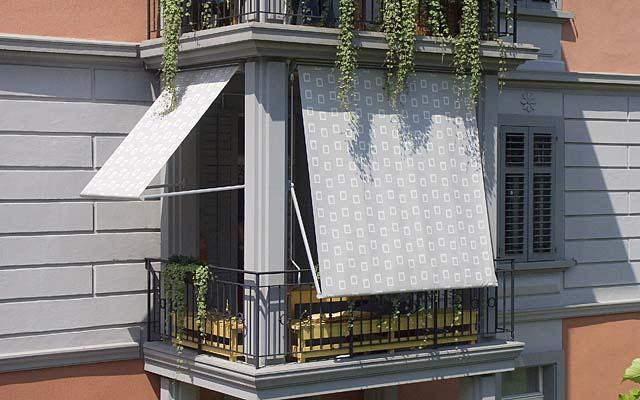 Балконные маркизы: цена, фото, купить, заказать.