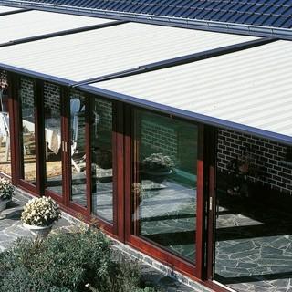 маркиза защита от солнца может использоваться как балконная маркиза