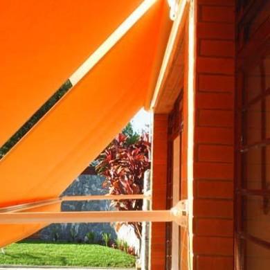 солнцезащитная балконная маркиза