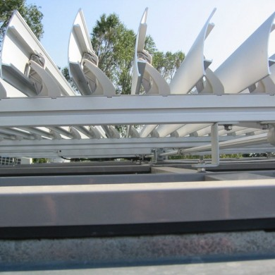 sunshield конструкция