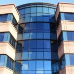 Тонировочная пленка для окон зданий