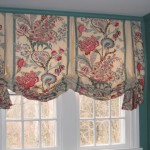 Английские шторы: фото вида