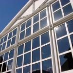 Тонировка окон в офисе и здании