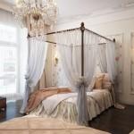 балдахины над кроватью