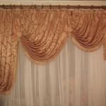 Императорские шторы в интерьере