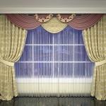 Классические на окне