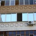 Тонировка окон в квартире и на балконе